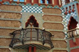 Orari e prezzi per visitare la Casa Vicens a Barcellona